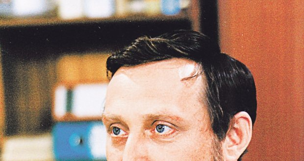 Role doktora Sovy v Dietlově seriálu Nemocnice na kraji města vynesla herce na výslunní (1977)