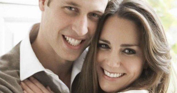 William a Kate by se měli panenek dočkat už v dubnu.