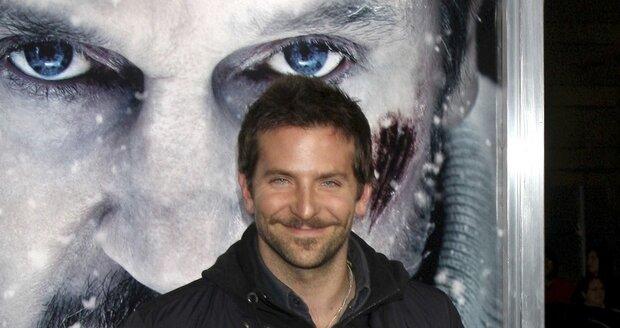 Bradley Cooper je jedním z nejvíc sexy herců