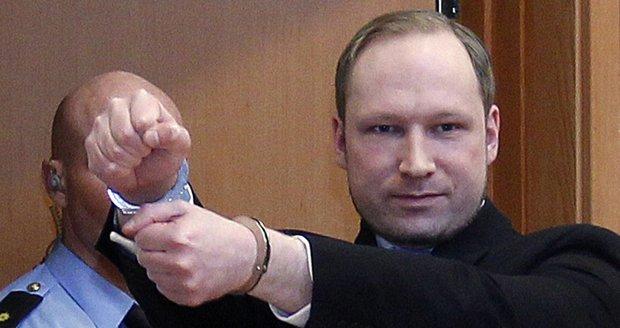 Breivik strávil u počítače téměř rok čistého času