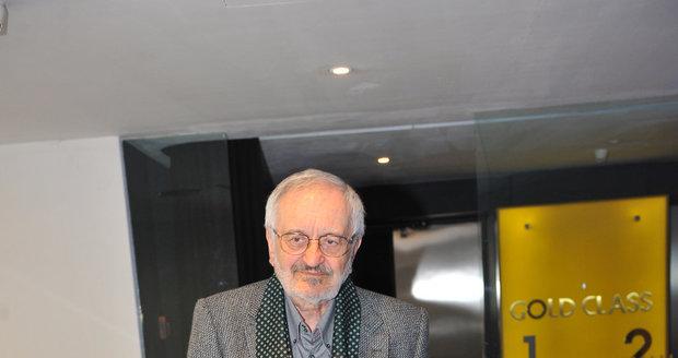 Milan Lasica se filmové tvorbě vyhýbá.