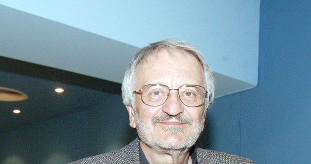 Milan Lasica je uznávaný slovenský herec