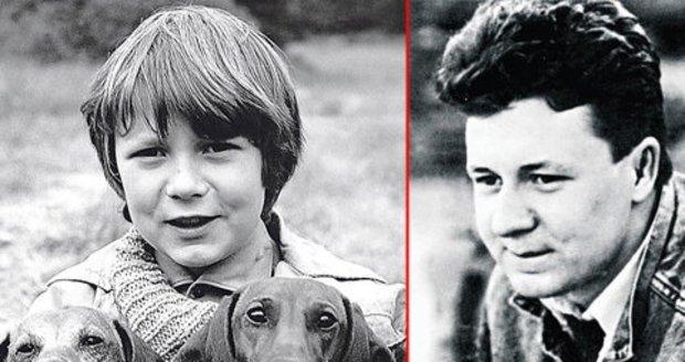 Tomáš Holý už nechtěl pokračovat v herecké kariéře.