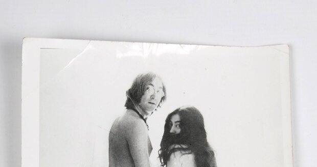 John Lennon a Yoko Ono jak je bůh stvořil