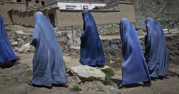 Muslimka šla nakupovat bez manžela: Za vstup na trh ji popravili