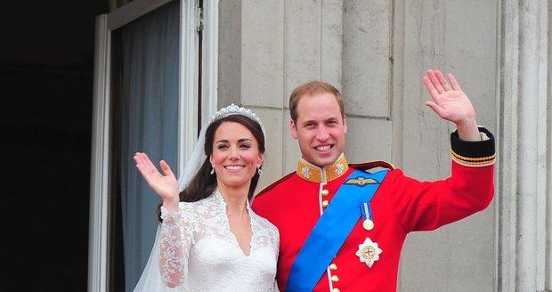 Chcete navštívit místo, kde se Kate vdávala? Zavítejte do Westminster Abbey