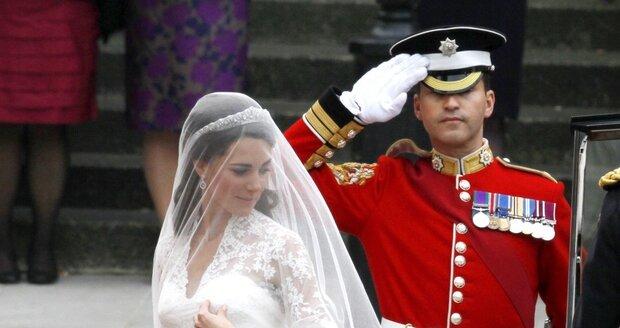 William lituje, že Diana nemohla poznat jeho manželku