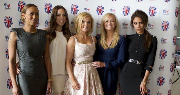 Spice Girls comeback nechystají.