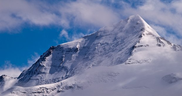 Čech (44) se vážně zranil při výstupu na nejvyšší rakouskou horu: Padal 15 metrů