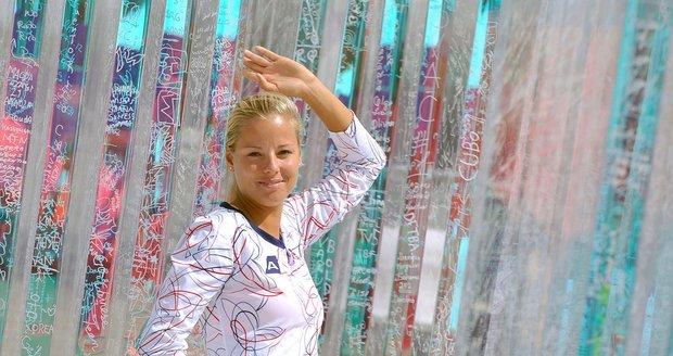 Markéta Sluková, podle hlasování čtenářů iSport.cz nejkrásnější česká olympionička Her v Londýně