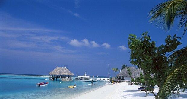 Čarokrásné Maledivy v Indickém oceánu