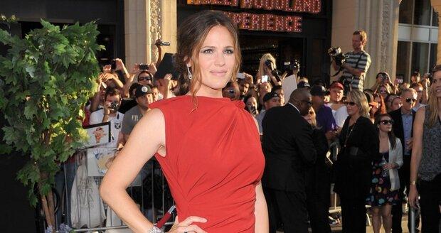 Herečka vypadá opravdu skvěle. Její manžel Ben by si ji měl pořádně hlídat