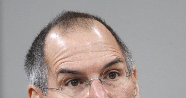 Steve Jobs loni podlehl rakovině slinivky ve věku 56 let
