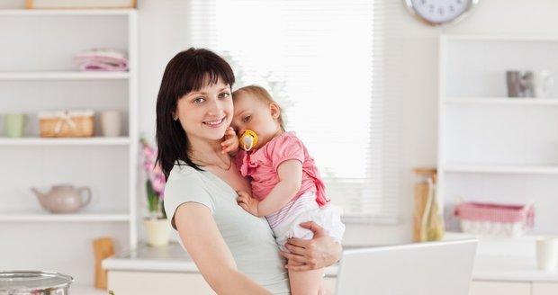 Ženy s malými dětmi by měly rodičovskou dovolenou využít ke svému profesnímu růstu. Strávit alespoň nějaký čas studiem, pročítáním naučných knih z oboru nebo návštěvou časově nenáročných vzdělávacích kurzů.