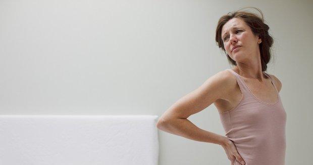Jak bojovat s nejčastějšími bolestmi zad? My to víme!