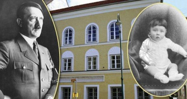 Hitlerův rodný dům půjde k zemi. Rakušané rozhodli o demolici