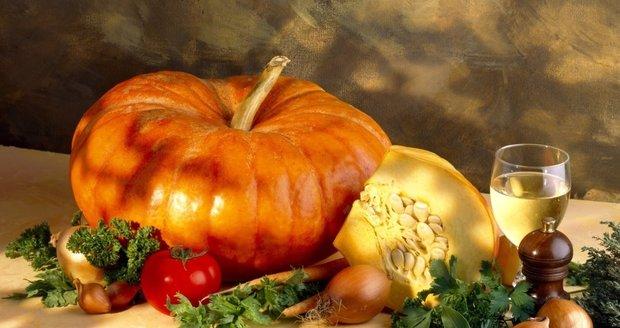 Jeden z typických symbolů podzimu je nejen nádhernou dekorací, ale i chutnou a zdravou surovinou.