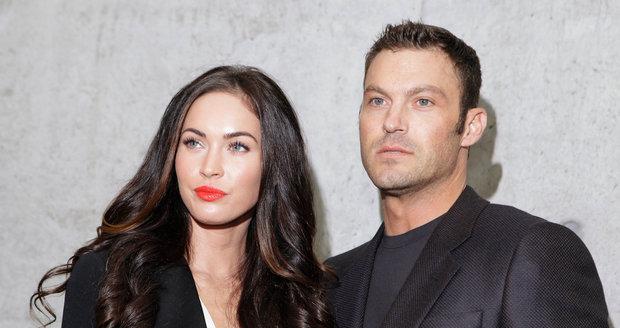 Megan a Brian se rozešli.