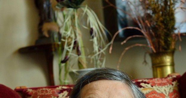 Jiřina Jirásková byla nemocná a chtěla se svým životem skoncovat.
