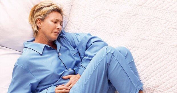 Trápí vás delší dobu boelsti břicha? Nepodceňujte to! Navšivte lékaře. Test rizika rakoviny tlustého střeva je velmi jednoduchý a rychlý.