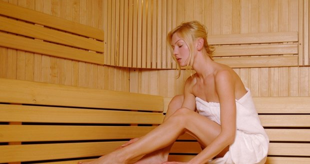 Toužíte po dokonalém těle? Vytvarujte ho pomocí saunování.