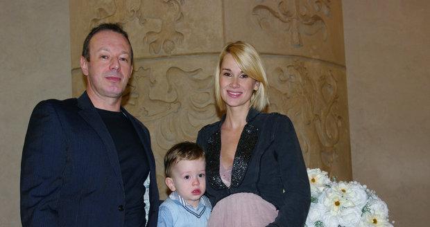 Lucie alias Dj Lucca je podruhé těhotná