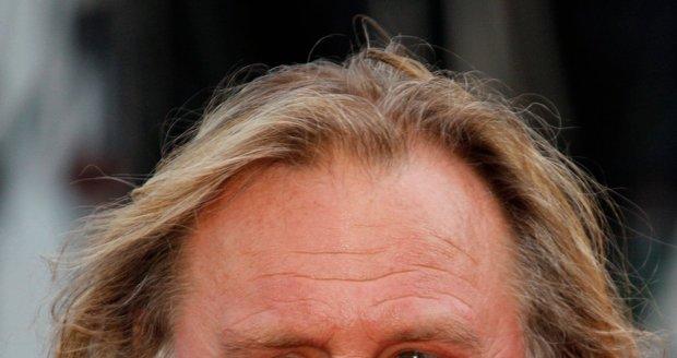 Depardieu míří do Brd.