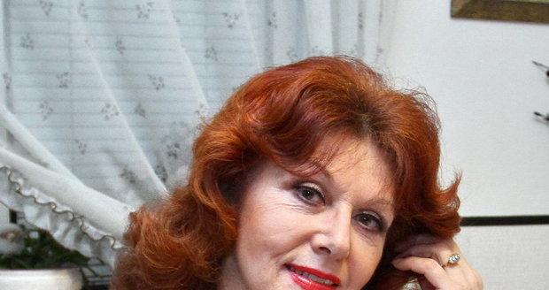 Saskia je stále krásná žena. Přes poročilý věk si udržuje štíhlou linii.