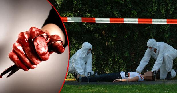 Igor (43) dostal za vraždu družky v Praze 17 let. Umírala půl hodiny, s žádostí o obnovu řízení neuspěl