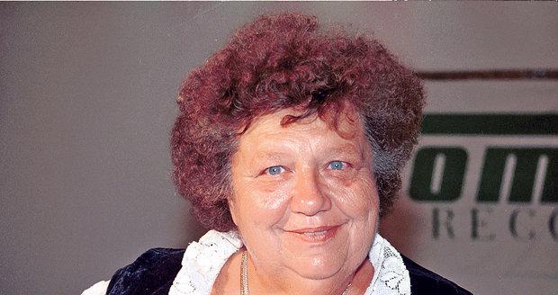 Málokdo ví, že Helena Růžičková byla vystudovaná zubní laborantka. Všichni ji znali jako herečku. Hlavně díky Troškovým komediím.