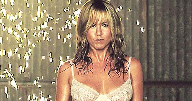 Jennifer Aniston má dokonalou postavu