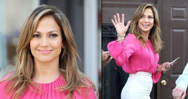 Jennifer Lopez má jeden z nejvíce sexy zadečků showbyznysu.