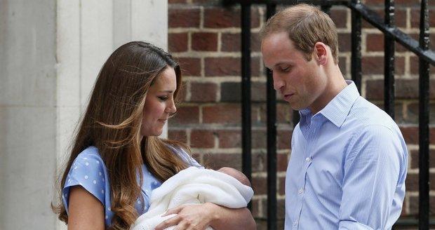 Představí nám Kate s Williamem i druhého potomka stejně dojemně jako malého George?