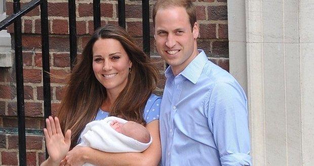 Podle britského bulváru by měla Kate porodit už 15. dubna