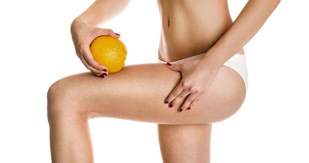Řekněte pomerančové kůži jednou provždy sbohem!
