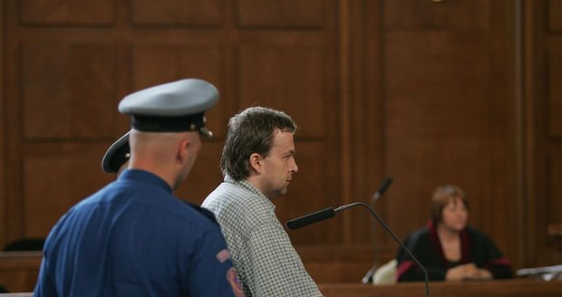 Petr Zelenka při závěrečné řeči