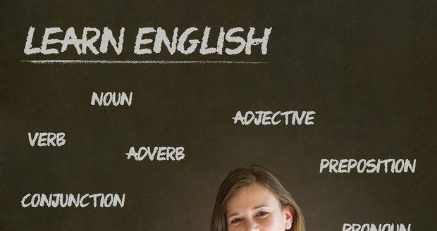 Výuka angličtiny i jiného cizího jazyka může být zábavná