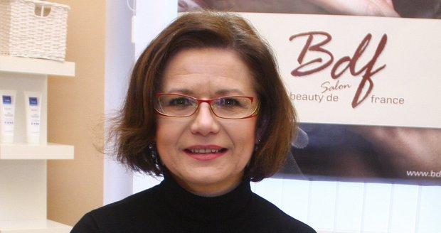 Andrlová se díky Sanitce vrátila po skoro 20 letech na obrazovky.