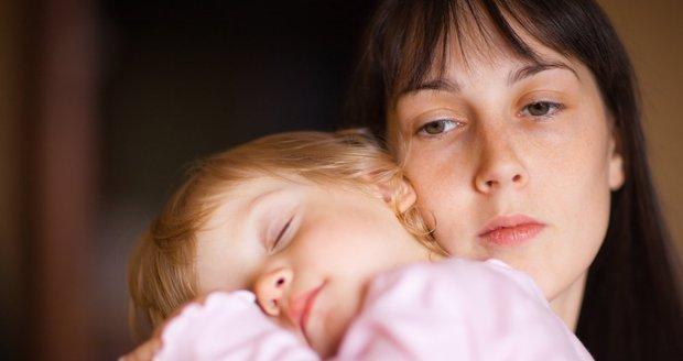 Sára (36) matkou nikdy být nechtěla a moc dobře věděla proč (ilustrační foto)