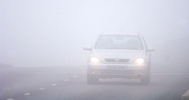 Prokletá mlha: Prozradíme, jak v ní řídit co nejbezpečněji