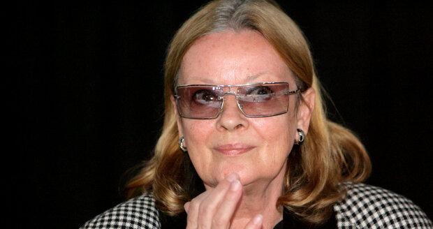 Jana Brejchová prodělala v pondělí srdeční kolaps a teď leží ve vinohradské nemocnici.