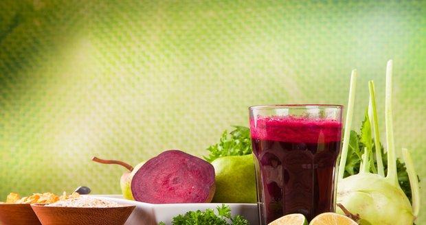 Smoothies ze sezónních surovin vám vám pomůžou v boji s virózami i nadváhou.