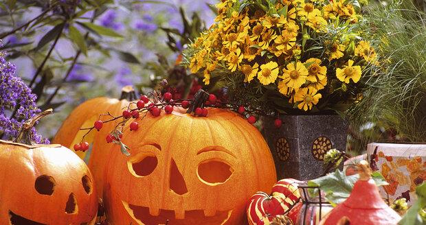 Vyrobte si vlastní halloweenskou ozdobu. Je to jednoduché.