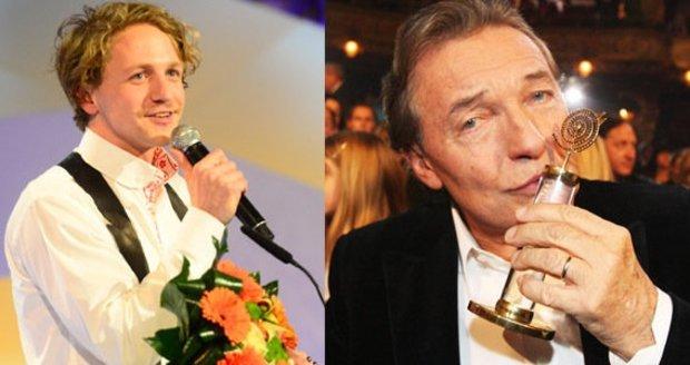 Karel Gott porazil Tomáše Kluse o 47 hlasů