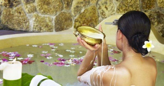 Vytvořte si doma dokonale voňavé kokosové lázně pouze z přírodních surovin!