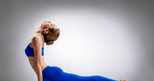 Vsaďte na jógu, budete překvapena výsledky
