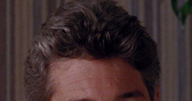 Richard Gere jako Edward Lewis.