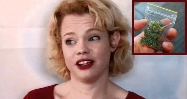 Jacqueline Patterson bojuje se svojí nemocí s pomocí marihuany