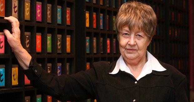 Marie Kyselková pracovala patnáct let jako vrátná na kolejích.