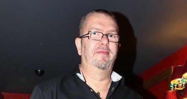 Richard Müller před dietou.